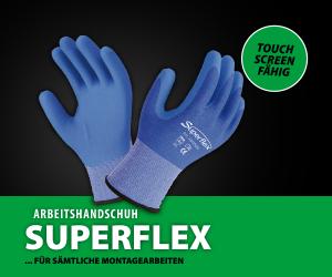 G-TEC Superflex Arbeitshandschuhe