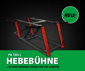 G-TEC MOBILE HEBEBÜHNE